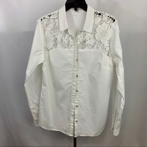 Kut From The Kloth Button up Top